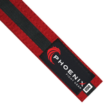 Martial Arts Belt - Red/Black