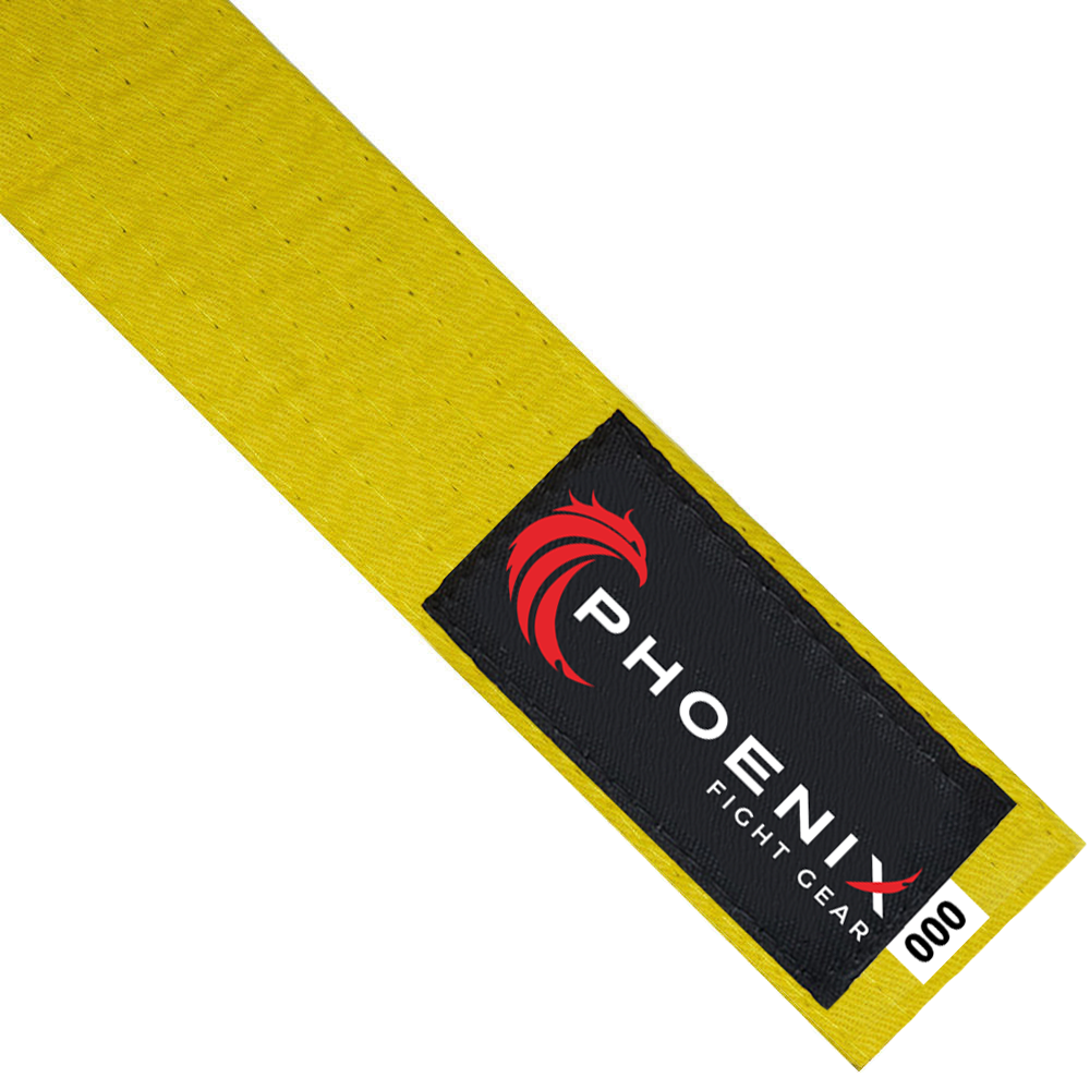 Martial Arts Belt - Yellow