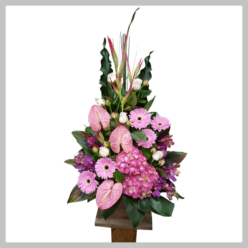 IMAGE 25 PINK ARRANGEMENT