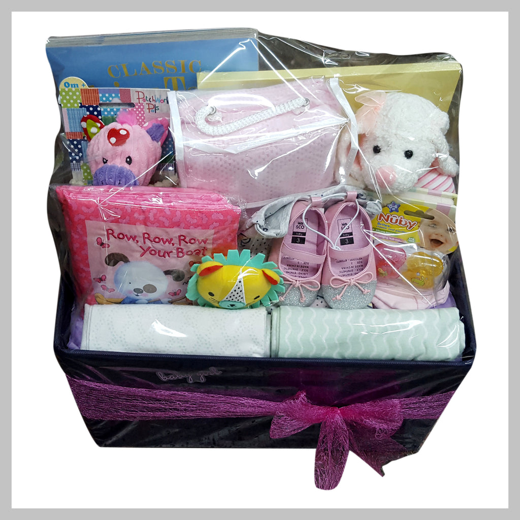 LARGE BABY HAMPER