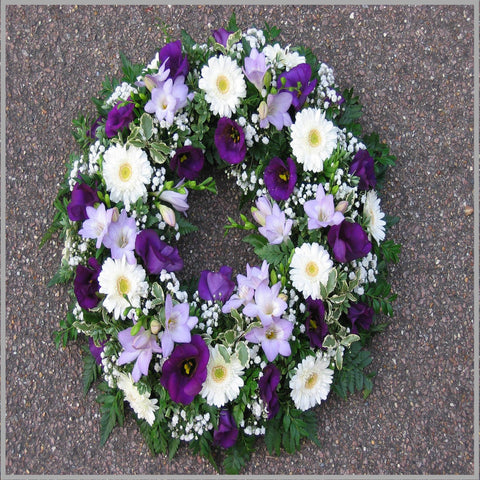 NATIVE MIXED WREATH