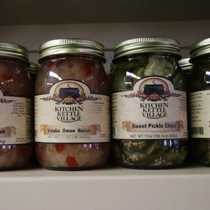 Kitchen Kettle Pickles and Relish