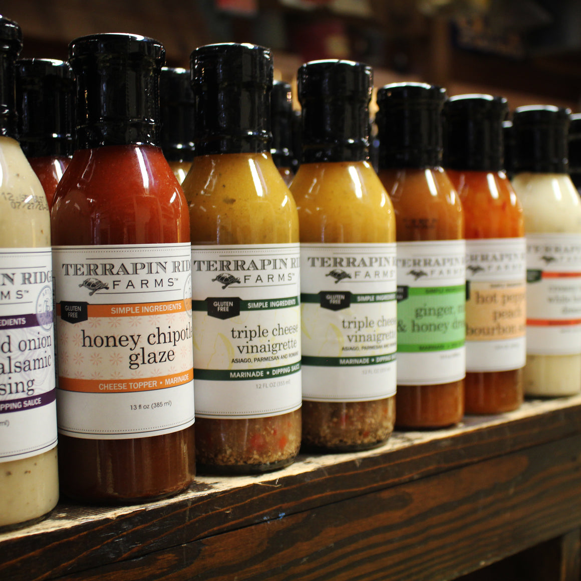 Terrapin Ridge Farms Salad Dressings