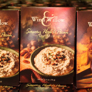 Wind and Willow Dip Mixes