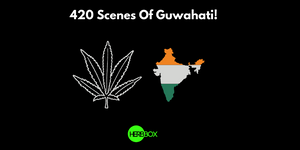 Smoking Weed in Guwahati!