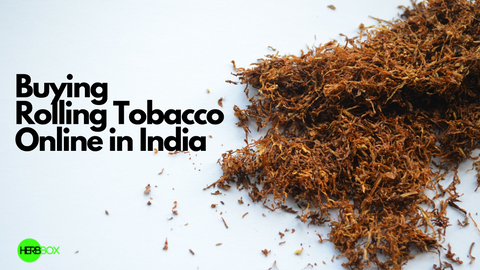 Buy Rolling Tobacco Online in India