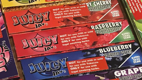 Juicy Jay's Flavored Rolling Papers in India