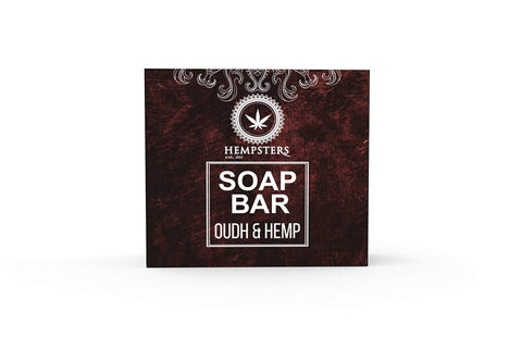 Hempsters Soap Bar - Oudh and Hemp