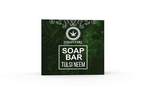 Hempsters Soap Bar - Tulsi and Neem