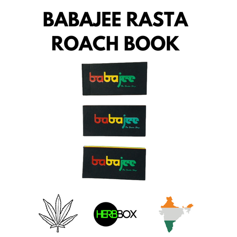 Babajee's Multicolored Roach Book