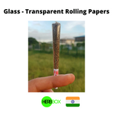 Transparent Rolling Papers in India