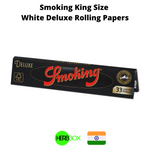 Smoking White Rolling Papers