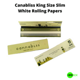Canabliss King Size Rolling Papers Online in India