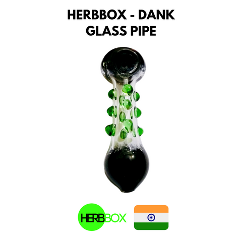 HERBBOX - Dank Glass Pipe