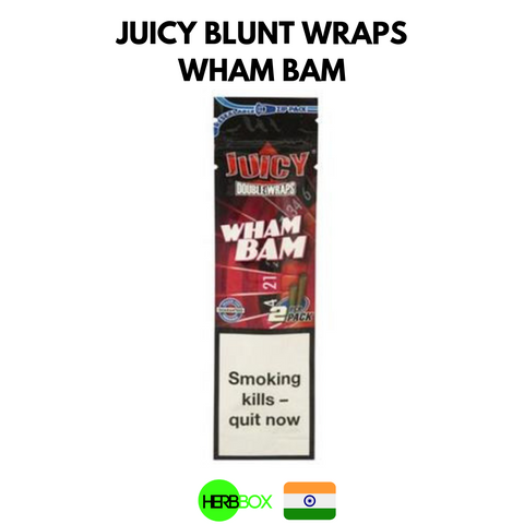 Juicy Jay's Blunt Wraps - Wham Bam
