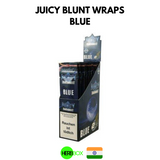 Juicy Jay's Blunt Wraps - Blue