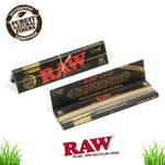 RAW Black King Size Rolling Papers