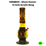 HERBOX Ghost Hunter 12 Inch Acrylic Bong in India