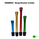 HERBBOX Bong Shooter Combo Pack