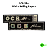OCB Slim White Rolling Papers