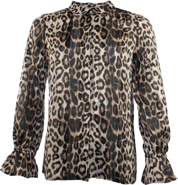 Alix the label skjorta leo print