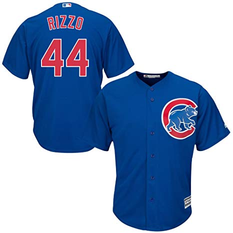 Anthony Rizzo Cubs Baseball Jersey