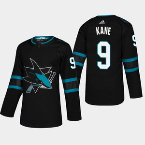 Evander Kane Sharks Hockey Jersey