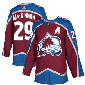 Nathan Mackinnon Avalanche Replica Hockey Jersey