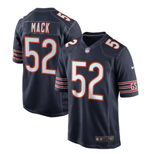 Khalil Mack Bears Replica Football Jersey