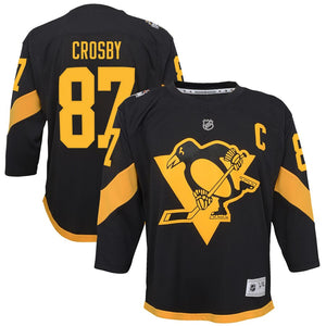 Sidney Crosby Penguins Hockey Jersey