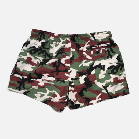 Militant Swim Shorts - Friend or Faux US