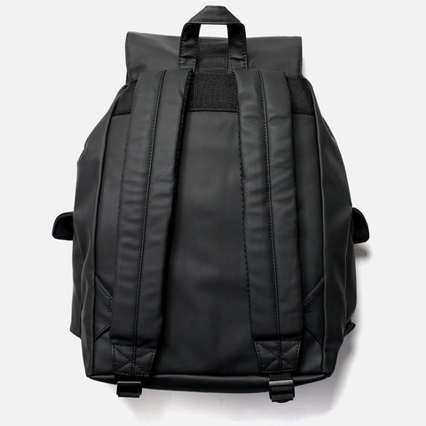 Friend or Faux - Men's Takao Black Backpack