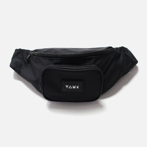Friend or Faux - Men's Vantage Black Bumbag