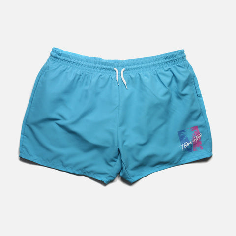 Wandsworth Aqua Swim Shorts Plus Size - Friend or Faux US