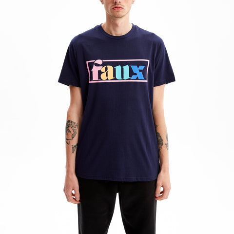 Funhouse T-Shirt Navy