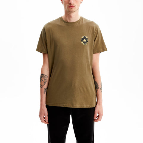Shield T-Shirt Military Olive