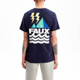 Storm Break T-Shirt Navy