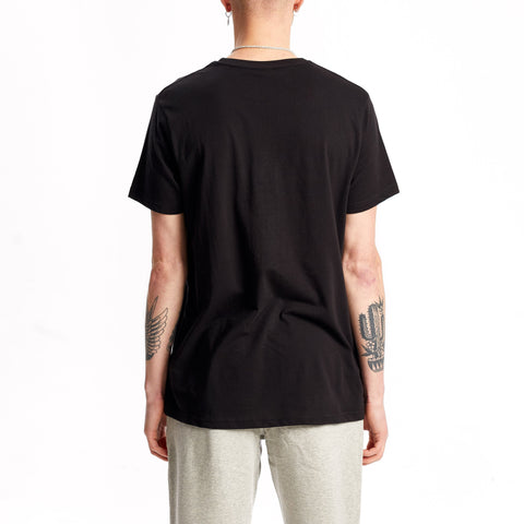 Faux Kit T-Shirt Black