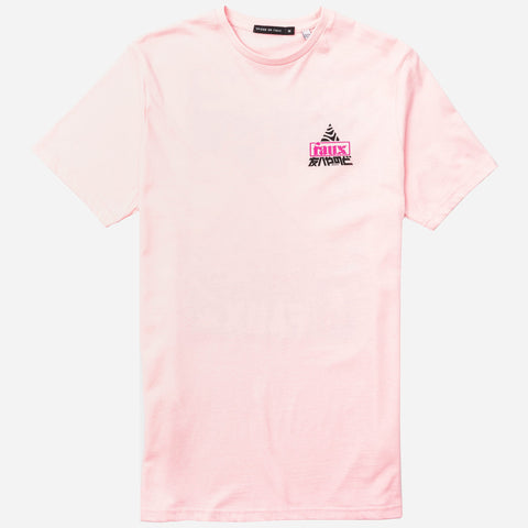 Fuji T-Shirt Piglet Pink - Friend or Faux US