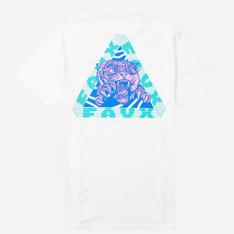 Eyeger T-Shirt White - Friend or Faux US
