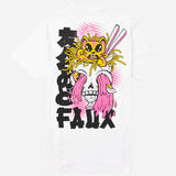 Ramen T-Shirt White - Friend or Faux US