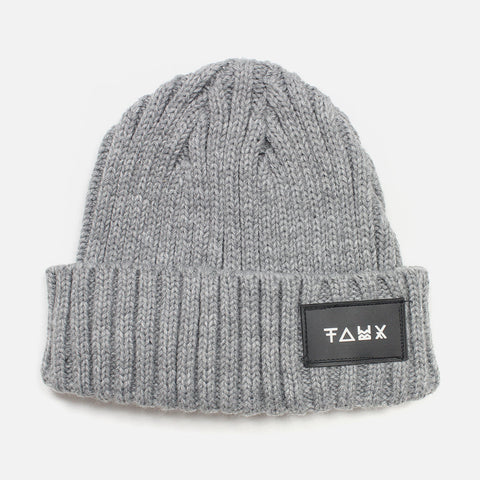 Nasu Grey Beanie - Friend or Faux US