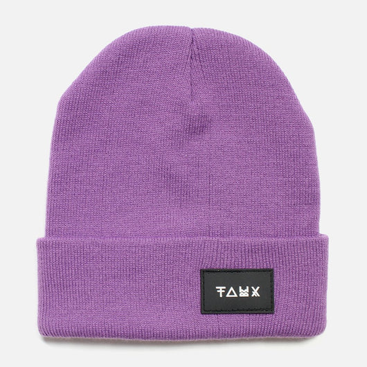 Senjo Purple Beanie - Friend or Faux US