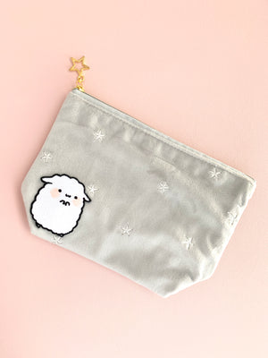 LIMITED EDITION MIKA ZIPPER POUCH