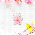 Mika Cherry Blossom Air Freshener
