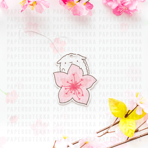 Load image into Gallery viewer, Mika Cherry Blossom Air Freshener