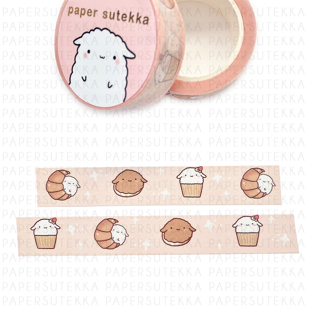 Mochi Bakery Washi Tape