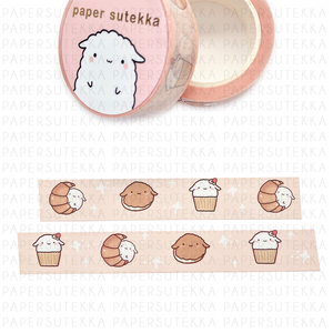 Load image into Gallery viewer, Mochi Bakery Washi Tape - Paper Sutekka