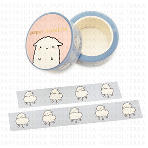 Load image into Gallery viewer, Mochi Cloud Dream Washi Tape - Paper Sutekka