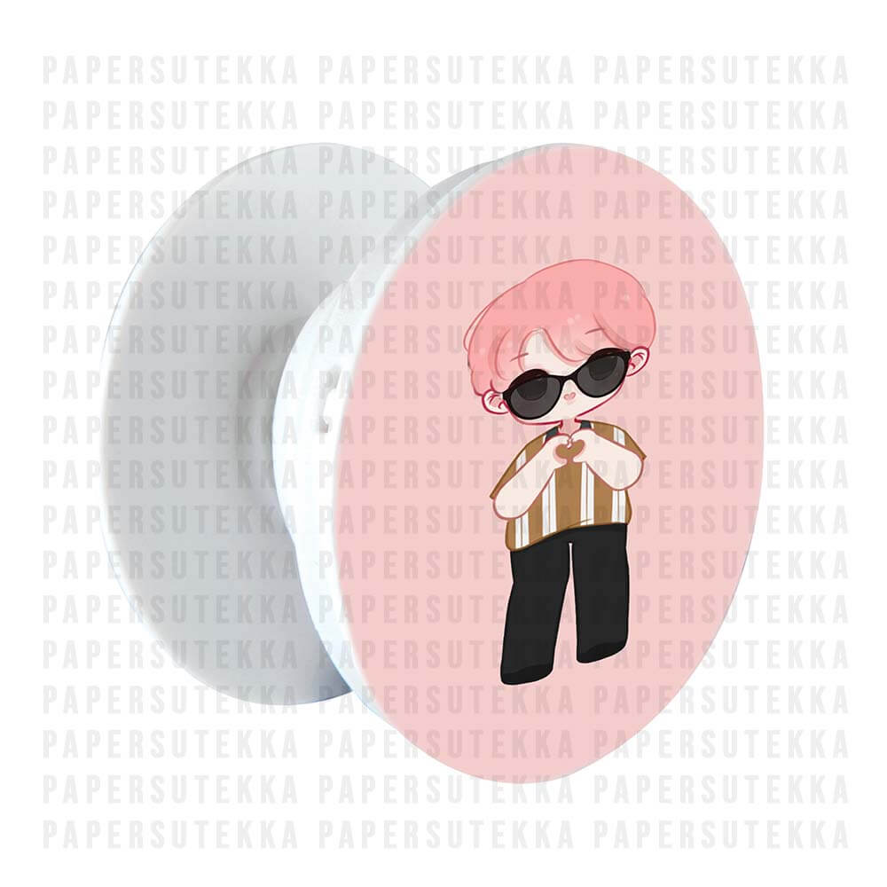 Jimin Pop Socket
